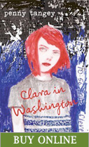 Cover of Clara in Washington and words Buy Online