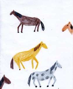 Dream horses Jan 13