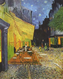 van gough cafe